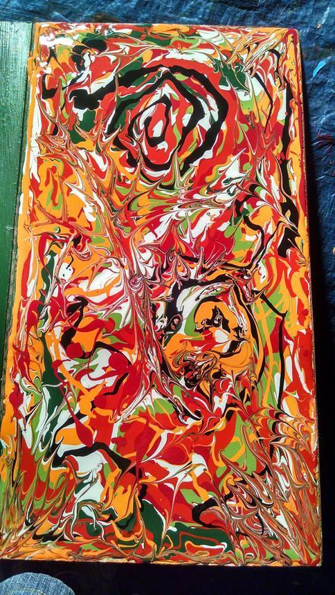 """THE DANCING TREE"" -SOLD-"